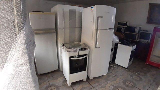 Eletrodomésticos usados com entrega   - Foto 3