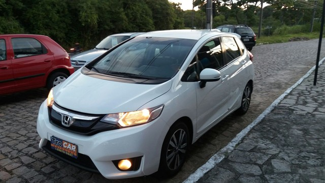 vendo Honda ELX CVT O TOP  - Foto 2