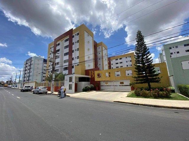 Apartamento com 3 dormitórios para alugar por R$ 850,00/mês - Sandra Cavalcante - Campina  - Foto 4