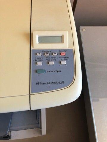 Impressora toner hp laserjet m1120 mfp - Foto 2