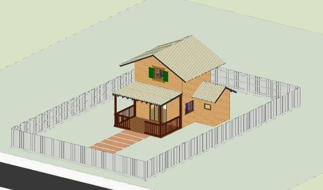 Elaboração de projetos desenhos plantas para construção e geral - Foto 4