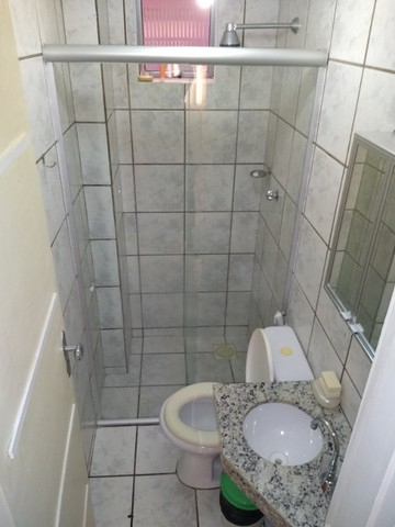 Apto TAbapua, Rua Rio Regro, com armários e Ar condicionado - Foto 8