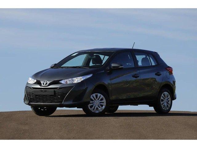 Toyota Yaris HATCH XL LIVE 1.3 FLEX AUT. - Foto 3
