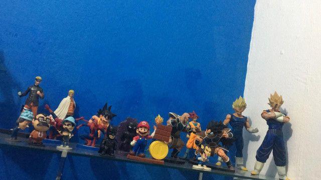 Vendo peças e coleções dragonballz e Naruto etc  - Foto 5