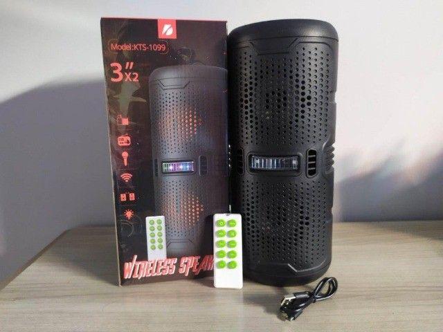 Caixa de som Bluetooth Big Sound KTS-1099 - Foto 3