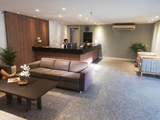 Apartamento/flat,tudo renovado,entre av. beira mar e av. aboliçao, em posiçao privilegiada - Foto 13