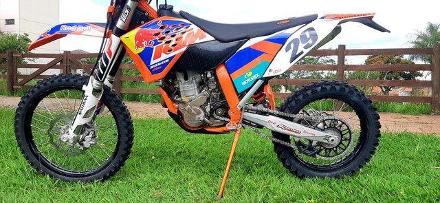 KTM 250 Sixdays Partida Eletrica - Foto 6