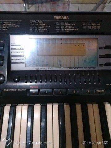 Teclado Yamaha PSR 630 - Foto 4