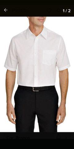 7 Camisas social Mangas curtas e longas - Foto 3