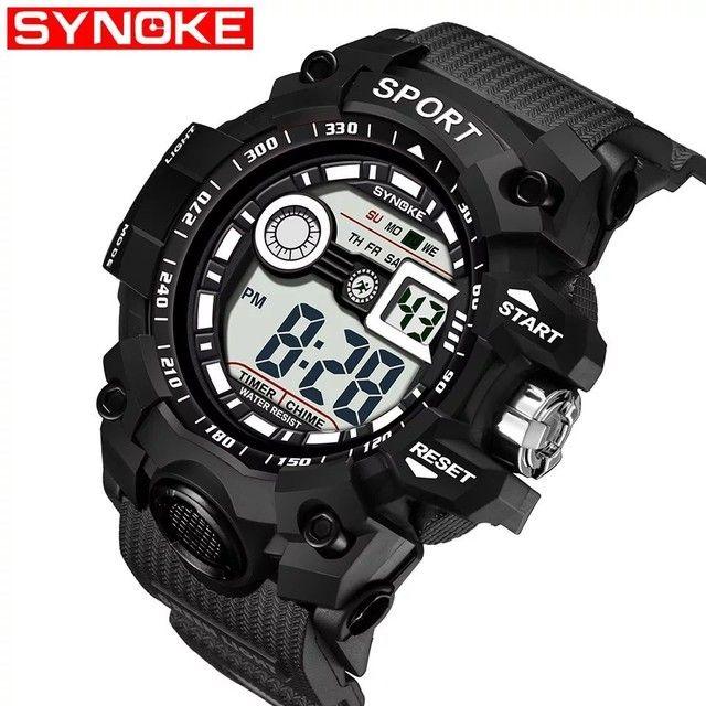 Relógio Digital Synoke Sport - Foto 2