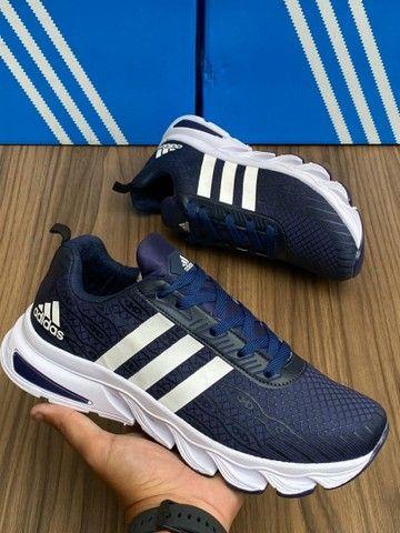 Vendo tênis Mizuno wave creation e adidas ( 120 com entrega) - Foto 5