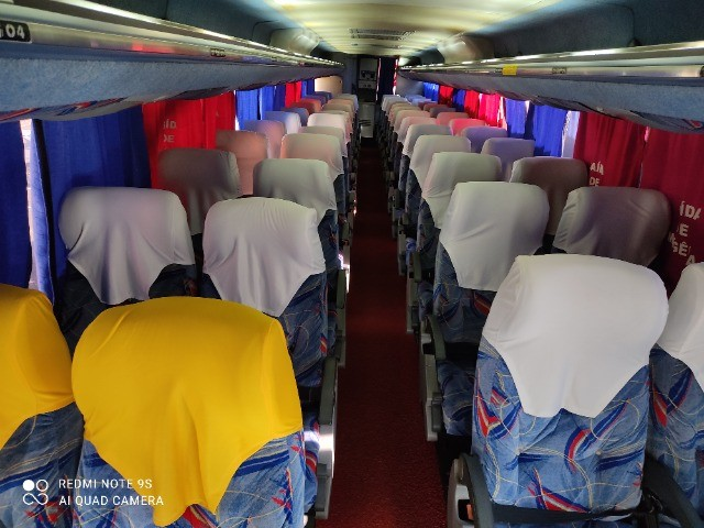 Ônibus Busscar 360 - Scania k-380