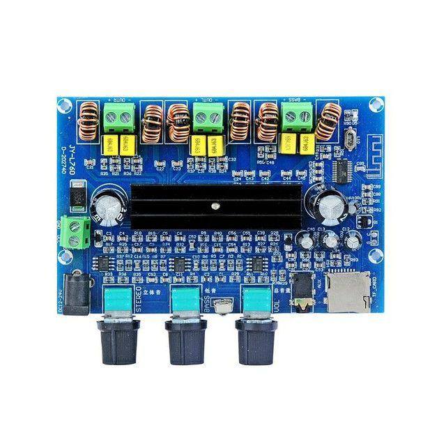 Placa amplificadora 220W RMS - Foto 2