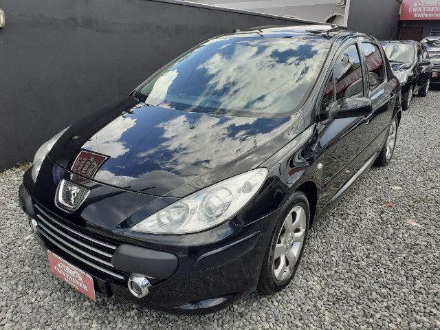 Peugeot 307 Presence 1.6 ano 2010 Teto Solar