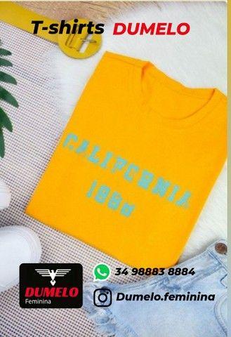 T-shirt Dumelo reposição