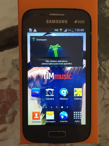 Celular Samsung galaxy duos SII- Android-2chips