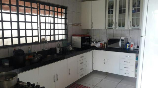 Vd/ tr casa de 4 qts, suíte em lote de 700 mts no Setor de Mansões de Sobradinho - Foto 12