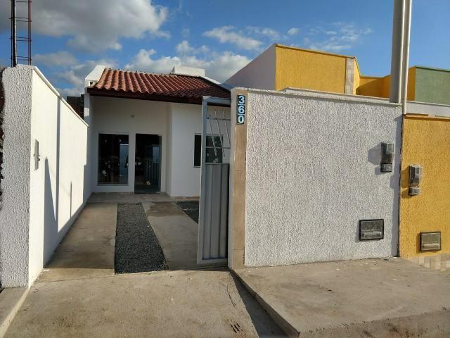 Oportunidade de você sair na frente, Casa pronta para financiamento na Gabriela 120mil