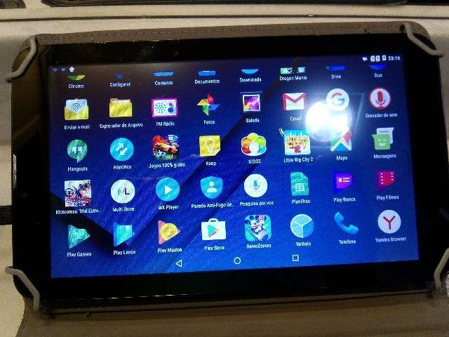 Tablet Multilaser M9-3G Preto NB247 seminovo