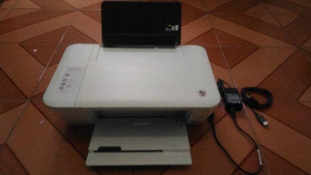 Impressora multifuncional HP Deskjet Ink Adventage 1516