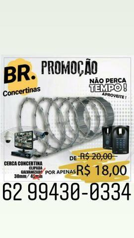 CONCERTINA A PARTIR R$ 17,99 m