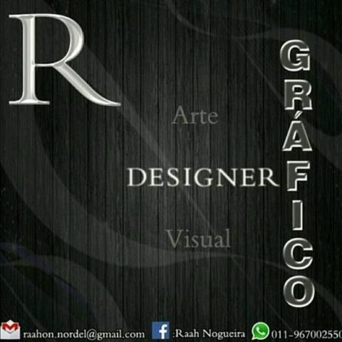 Designer gráfico (leia instruções)