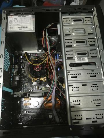 Computador Amd Phenom II 4GB hd 250gb
