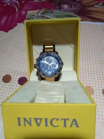 Relógio invicta comprado em Barcelona Espanha