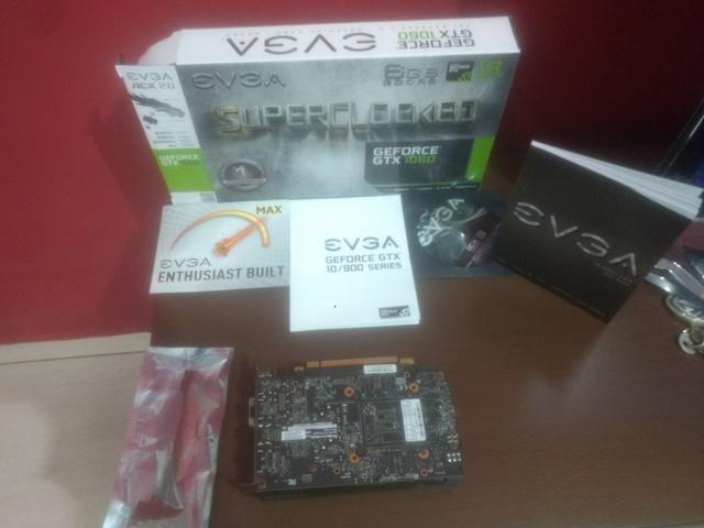EVGA Gtx 1060 6Gb, Superclocked