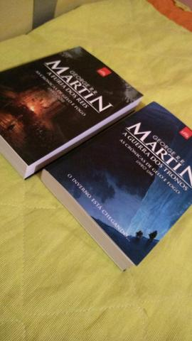 Livros Game Of Thrones