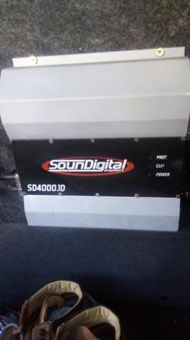 Soundigital sd4000 1 ohms