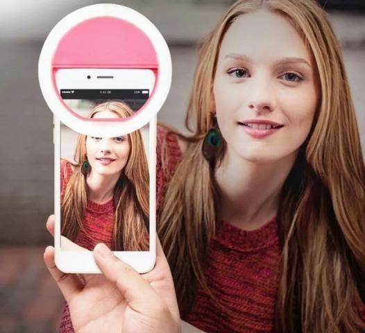 Luz De Selfie Light Anel Led