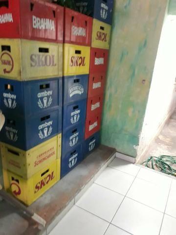Caixas de cerveja 19 unidades