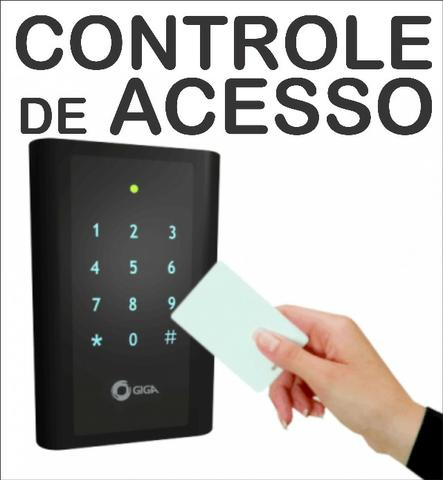 Controle de Acesso, Instalação Venda, Entrada Cartão/Senha, Porteiro Eletrônico Atende SP
