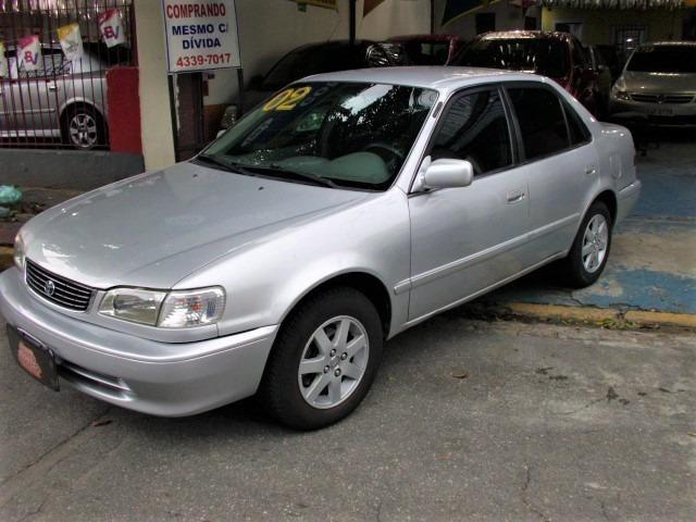 Toyota Corolla XEI 2002 1.8 Automático Completo Super Impecável
