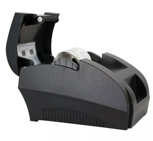 DESAPEGO - Impressora Térmica Usb Ticket Cupom 58mm
