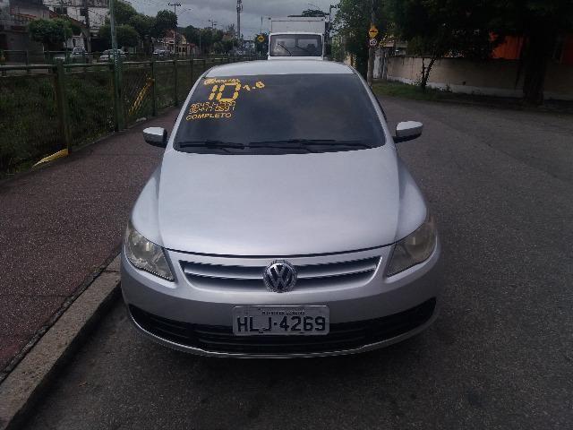 Vw - Volkswagen Voyage Trend 1.6 lindo 2010