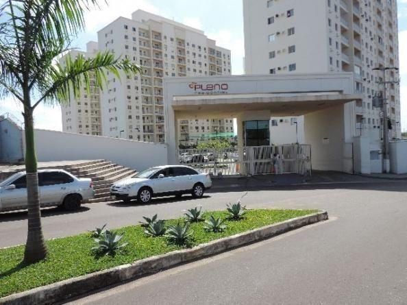 Apartamento no Pleno Residencial, 2 Quartos