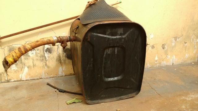 Kit hidráulico para caçamba