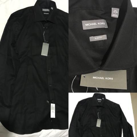 Camisa social Michael kors Original Masculino