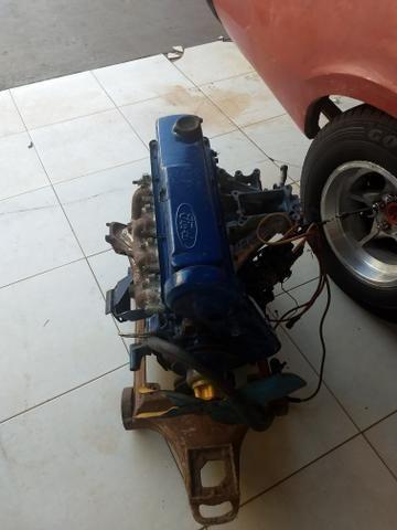 Motor 2.3 Maverick f100 jeep f75