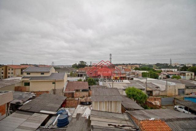 Apartamento com 3 dormitórios à venda, 69 m² por r$ 270.000,00 - santa quitéria - curitiba - Foto 19