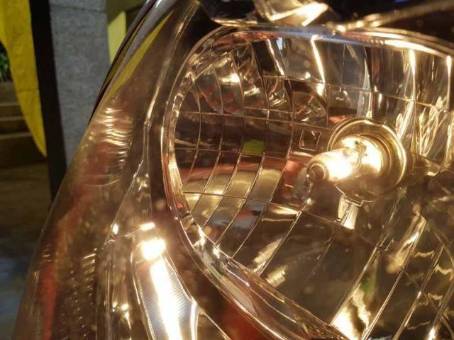 Lampada LED Farol H4 4100LM de potencia 36W com Cooler (Uma Unidade/Moto) - Foto 5