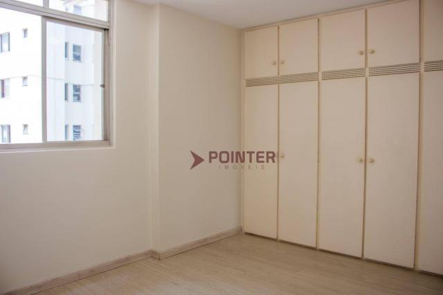 Apartamento com 3 dormitórios para alugar, 270 m², 03 vagas de garagens, ED. NOTRE DAME, p - Foto 13