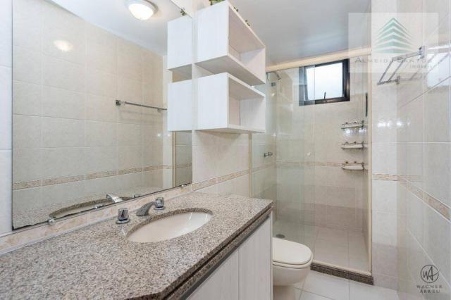 Apartamento com 3 dormitórios à venda, 129 m² por r$ 800.000 - batel - curitiba/pr - Foto 15