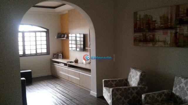 Sobrado com 4 dormitórios à venda, 350 m² por r$ 710.000,00 - jardim santa clara do lago i - Foto 9
