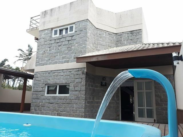 Linda casa com piscina R$ 850.00 - Foto 3