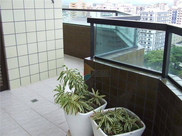 Cobertura com 5 dormitórios para alugar, 600 m² por r$ 4.000,00/mês - tupi - praia grande/ - Foto 4
