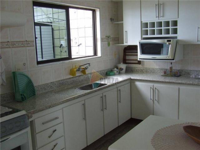 Cobertura com 5 dormitórios para alugar, 600 m² por r$ 4.000,00/mês - tupi - praia grande/ - Foto 10