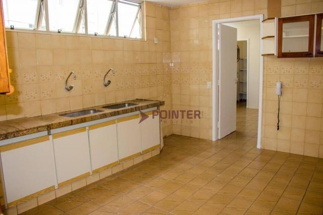Apartamento com 3 dormitórios para alugar, 270 m², 03 vagas de garagens, ED. NOTRE DAME, p - Foto 10